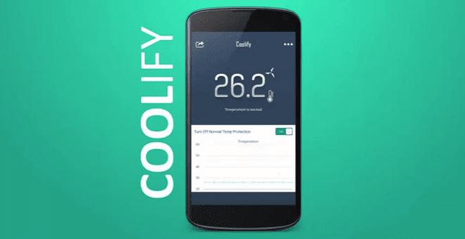 ارتفاع حرارة الهواتف الذكية