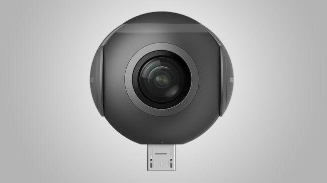 أمثل 3 كاميرات 360 درجة في عام2017