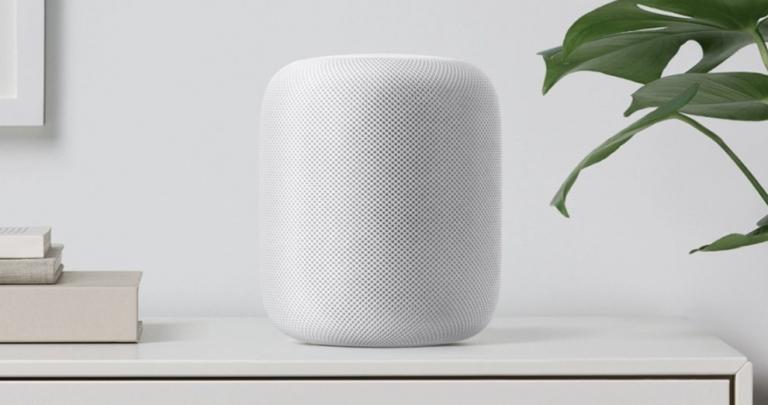 آبل تؤجل طرح المكبر الصوتي HomePod للعام القادم