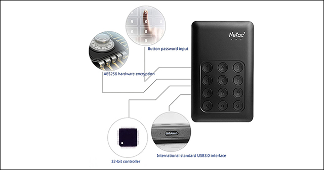 مراجعة لأفضل هارد HDD يمكنك شرائه بسعر رخيص لحماية ملفاتك وتشفيرها