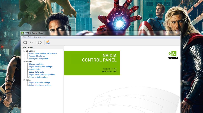 طريقة اجبار البرامج و الالعاب على استخدام كرت شاشة Nvidia الخارجي
