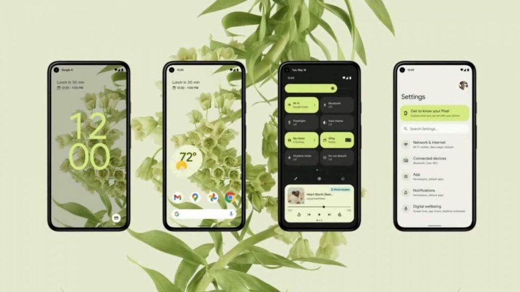 مميزات أندرويد 12 والهواتف التي ستحصل على التحديث وكيفية تثبيته